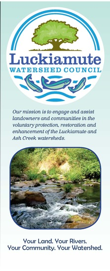 about Luckiamute Watershed Council